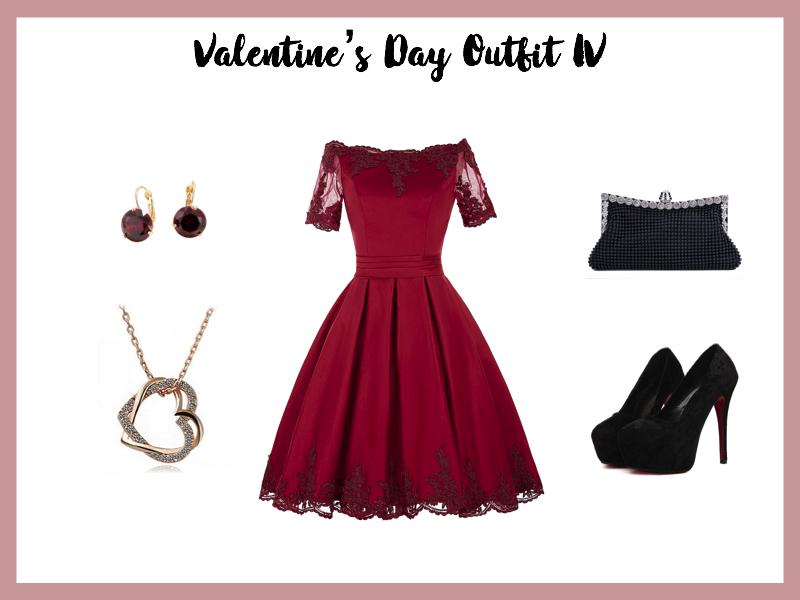 valentine's day ootd 4