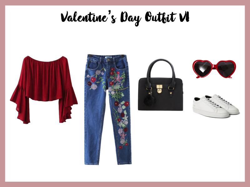 valentine's day ootd 6