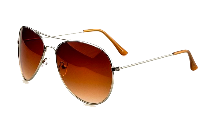 Brown Aviators