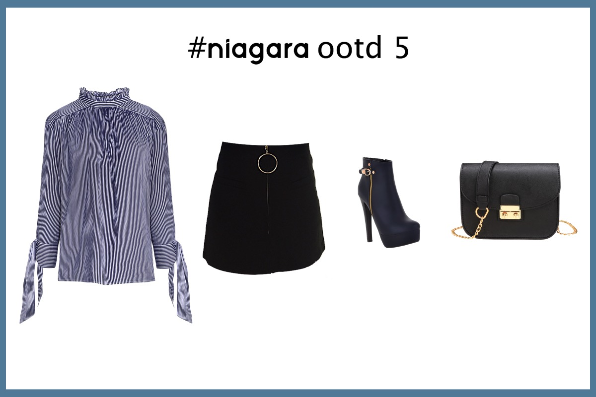 How to Style #Niagara - The Most Prevalent Colour of 2017