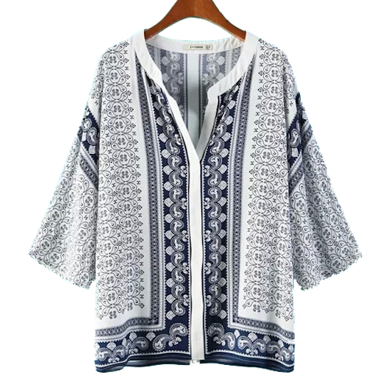 mandarin-collar-blouse-with-paisley-pattern