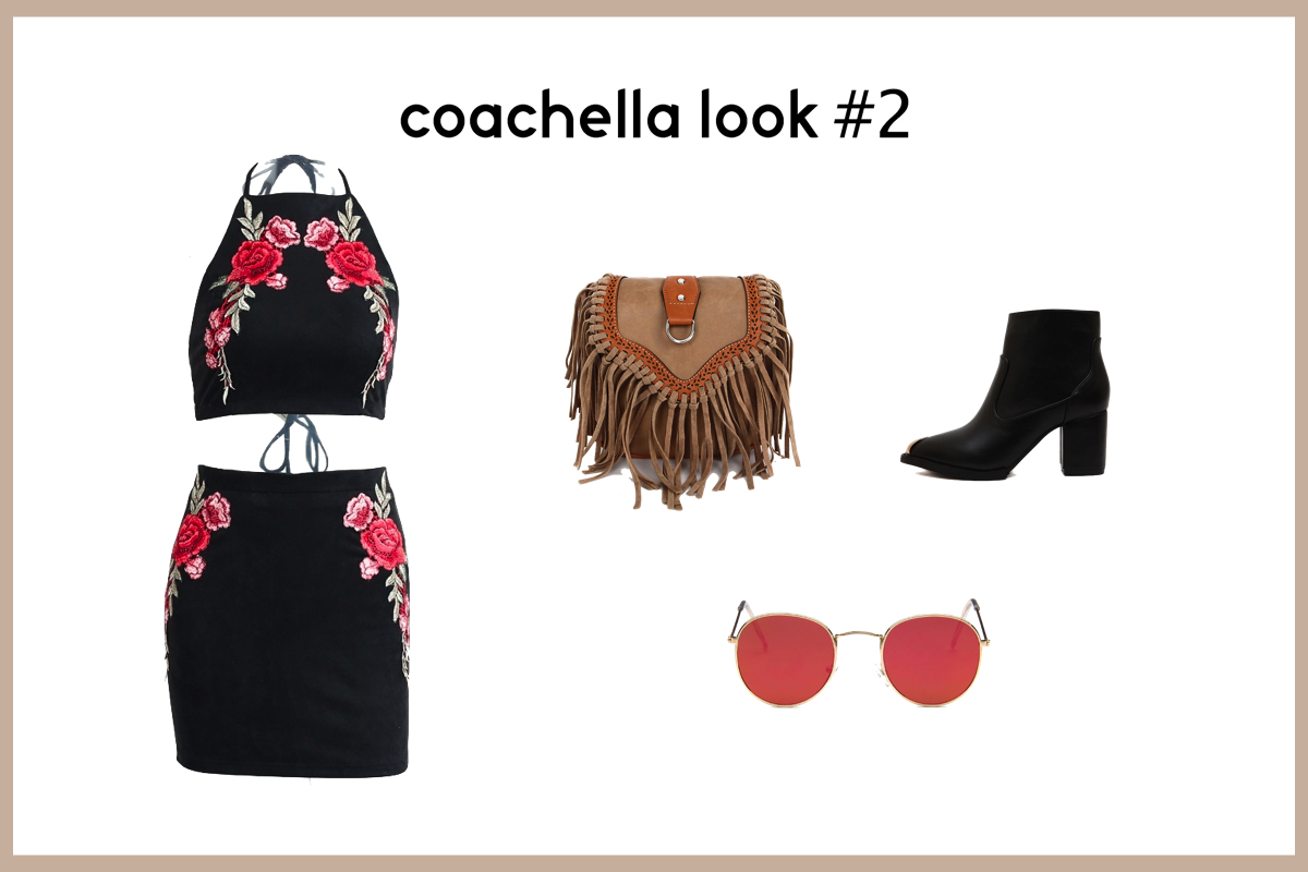 Coachella Look 2
