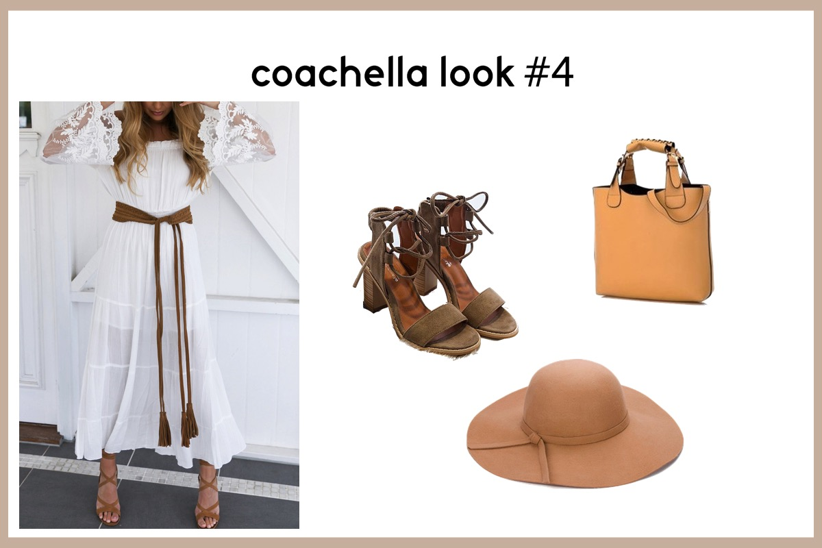 Coachella Look 4