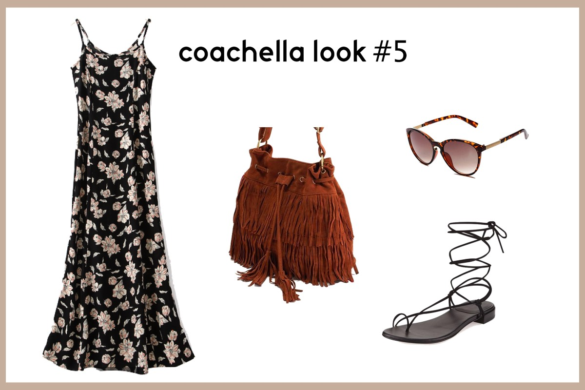 Coachella Look 5