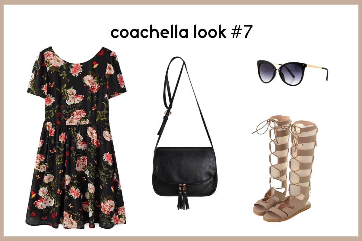 Coachella Look 7