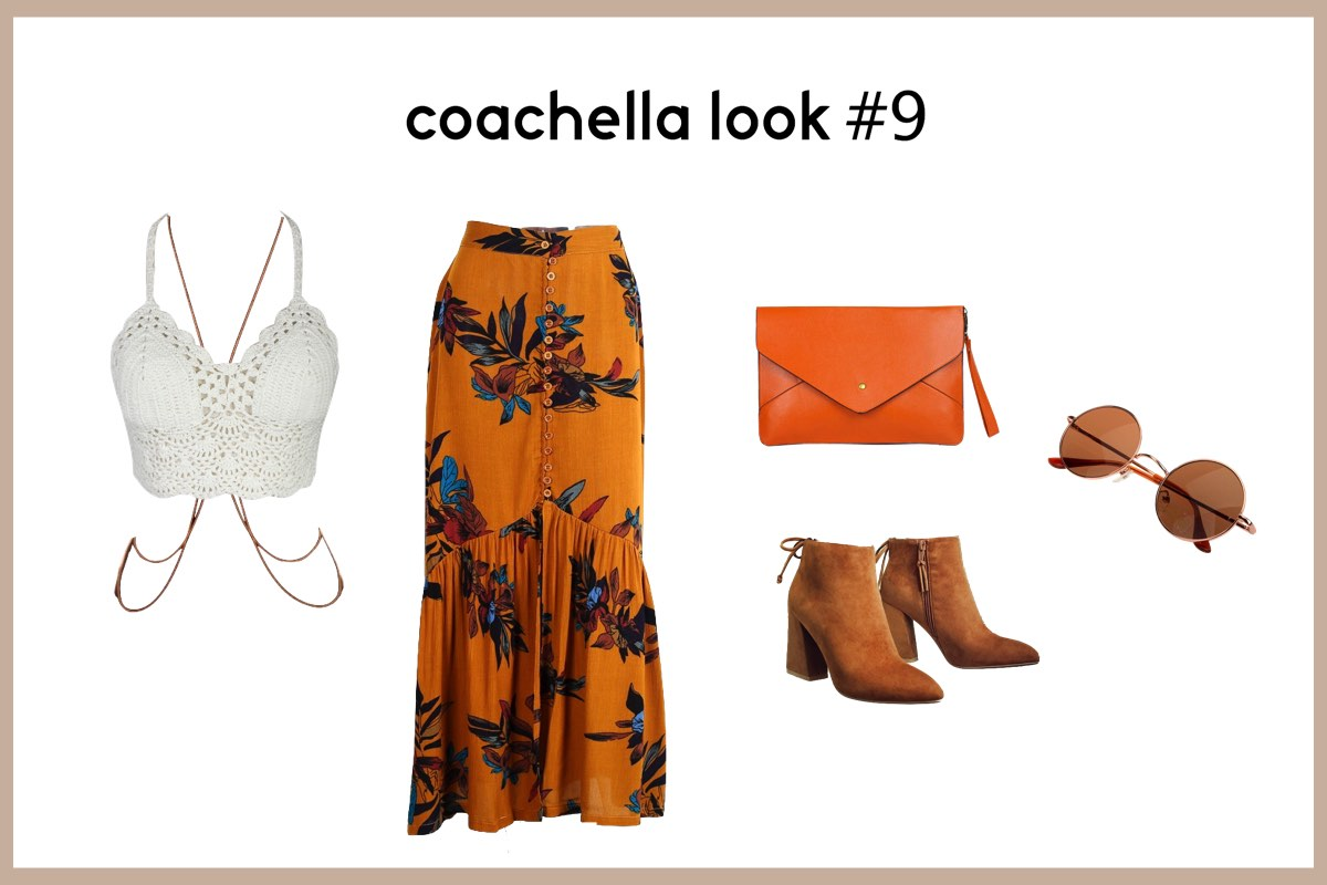 Coachella Look 9