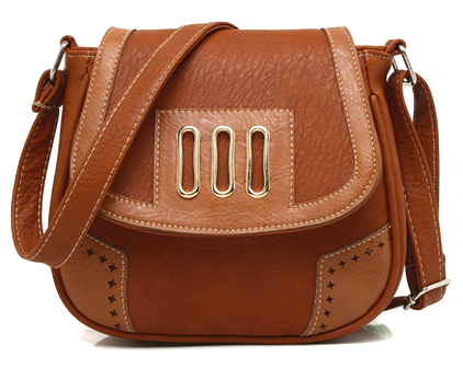 Vintage Saddle Crossbody