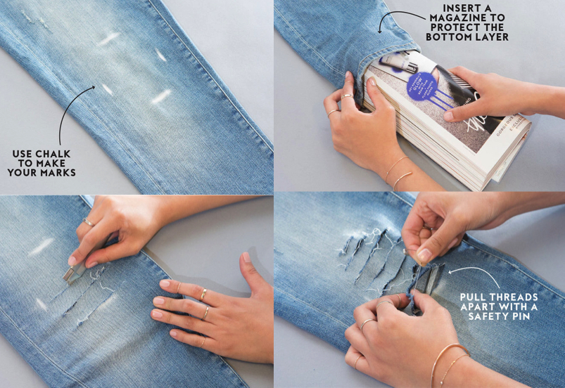 diy-distressed-jeans-steps