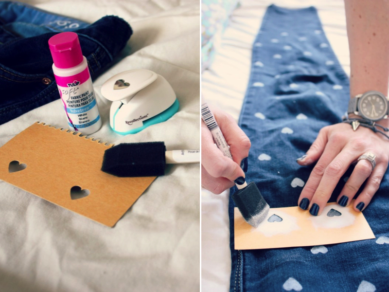 diy-heart-stamp-jeans