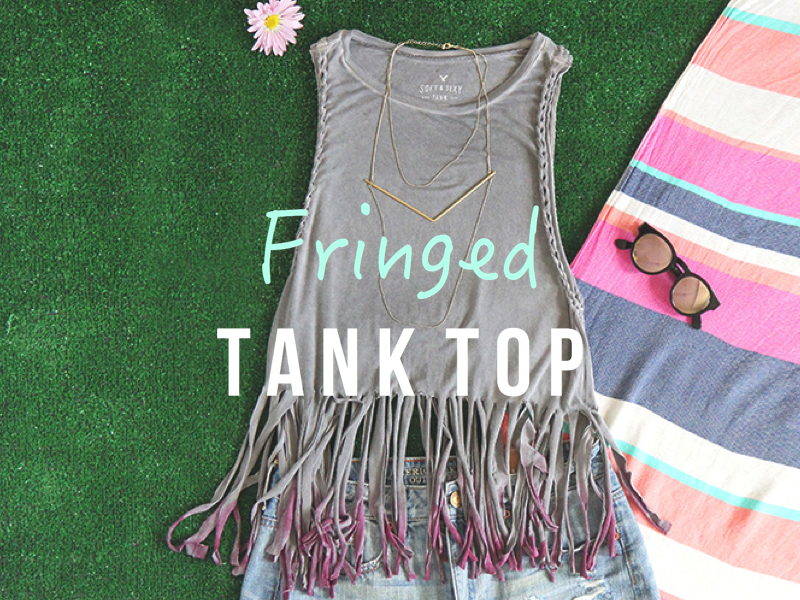 Fringed-tank-top-diy