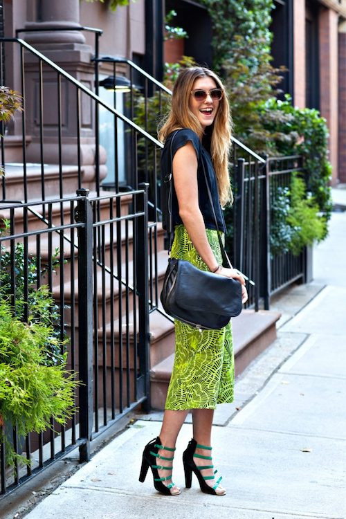 greenery-colour-of-the-year-outfits