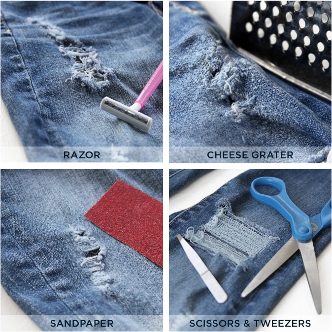 tools-can-use-to-distress-jeans