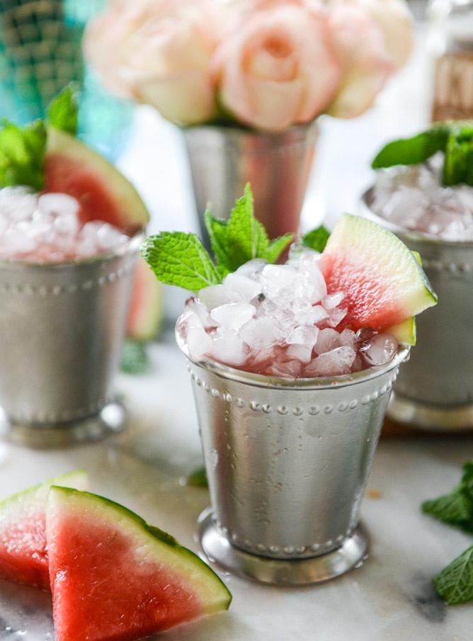 watermelon-mint-julep