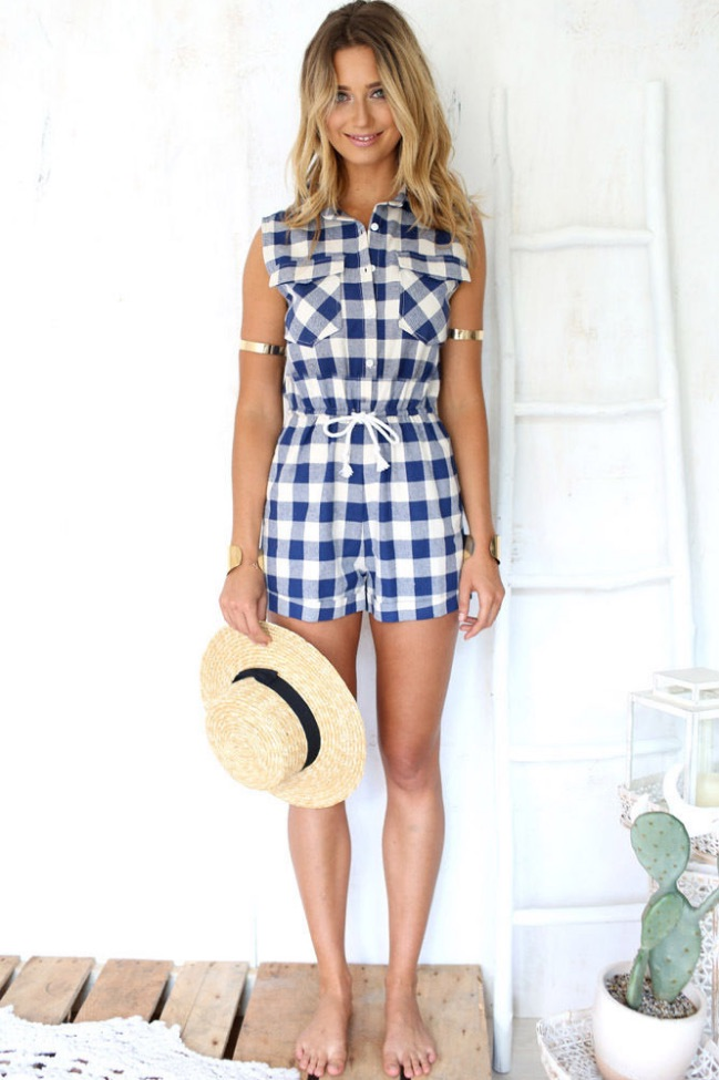 gingham-playsuit