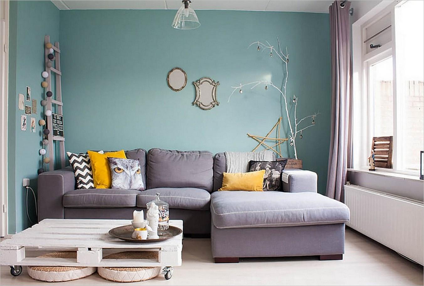 Light Blue Wall 3