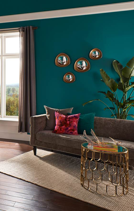 2017 Color Trends For Your Home Interior, According To ...