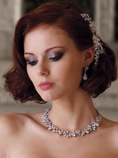 8 Gorgeous Wedding Hairstyles for Brides with Short Hair ...