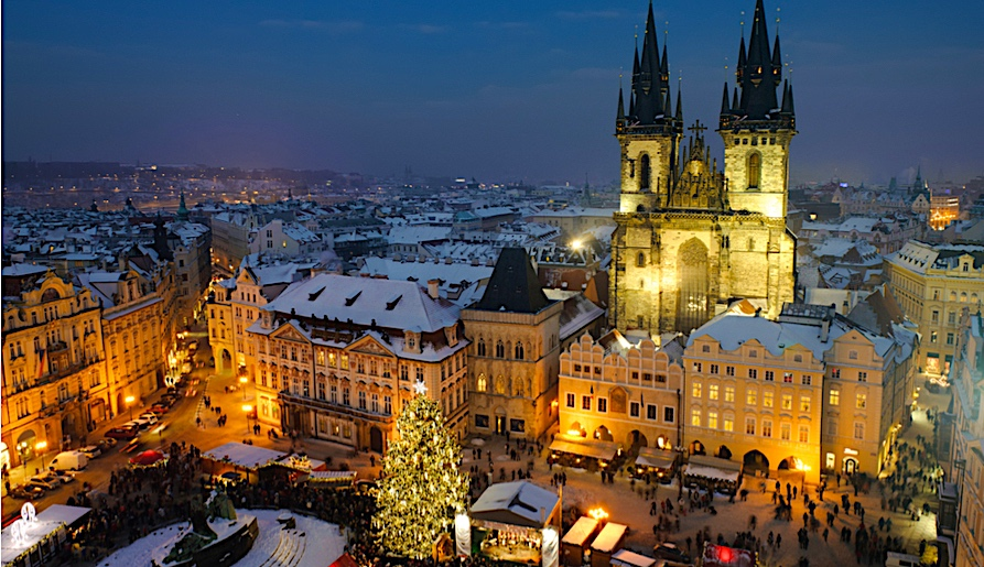 Christmas Vacations: Best Cities to Spend Christmas