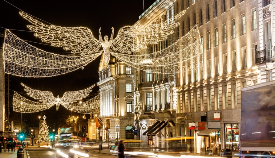 Christmas Vacations: Best Cities to Spend Christmas London