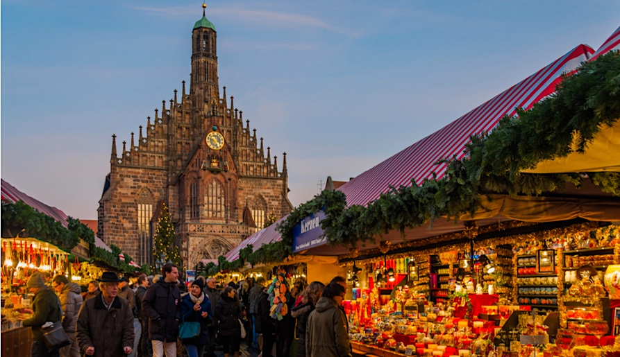 Christmas Vacations: Best Cities to Spend Christmas Nuremberg