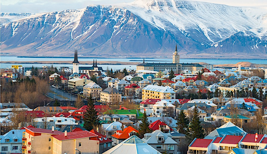 Christmas Vacations: Best Cities to Spend Christmas Reykjavik