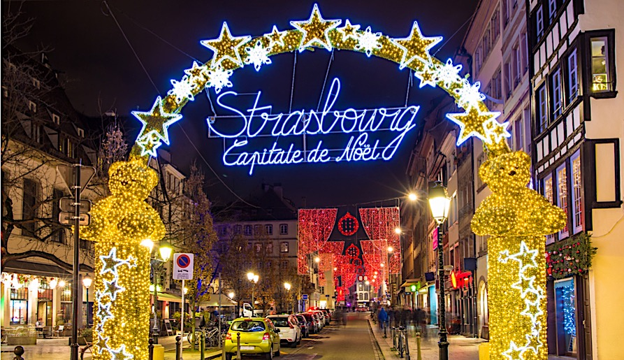 Christmas Vacations: Best Cities to Spend Christmas Strasbourg