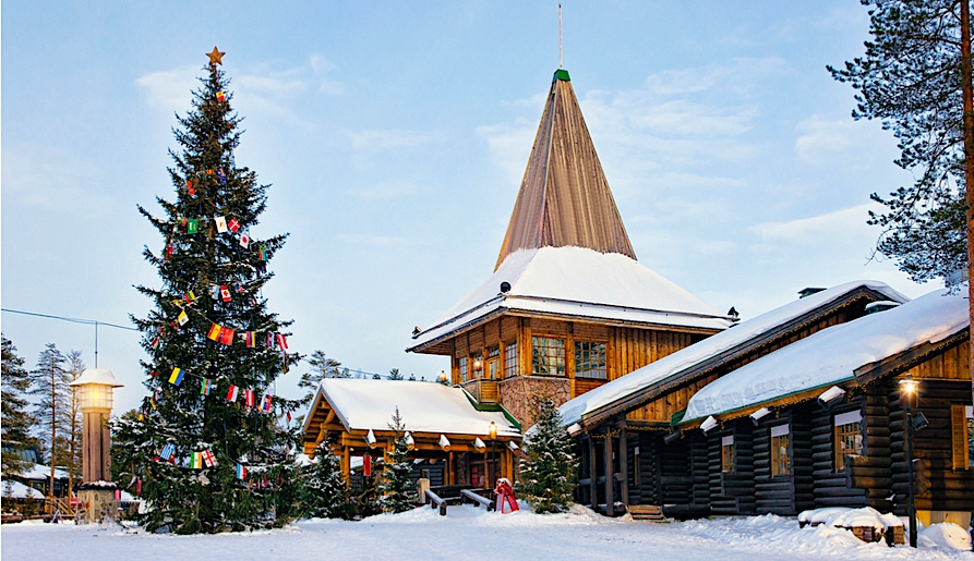 Christmas Vacations: Best Cities to Spend Christmas lapland