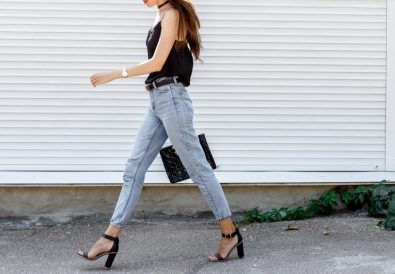 Clear Shoes Are What IT Girls Will Wear This Spring and Summer